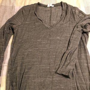 Loft Lounge, Medium, Long Sleeved Shirt